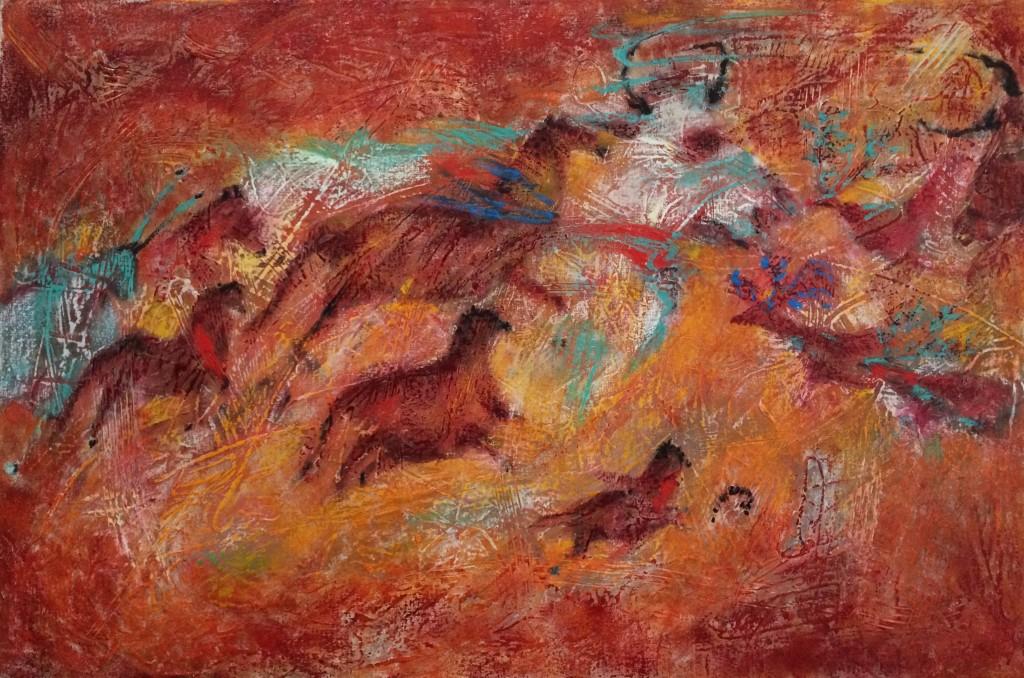 Lascaux Cave Animals